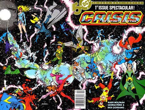 crisis on infinite earths forgotten favorites dc s crisis on infinite earths