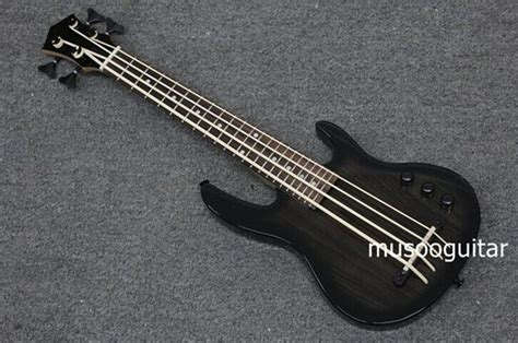 Gitar Ukulele By Sports mini 4string ukulele electric bass with black color in