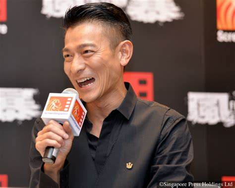 Singapore Telecom Hongkong Andy Lauw 50 and andy lau s expecting second baby