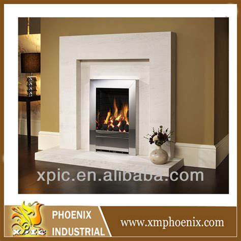marco chimenea resina repisa de la chimenea de la quema de marco chimenea