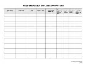 employee list template helloalive