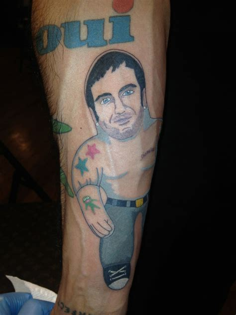 south park tattoo marc south park a match made in heaven pout