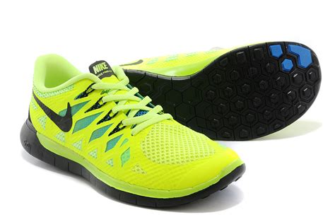 neon green nike shoes cheap nike free 5 0 2014 neon green black running shoes