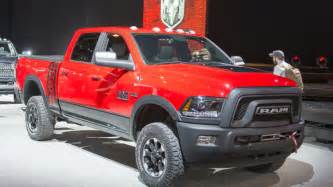 2017 dodge ram power wagon shown at chicago auto show