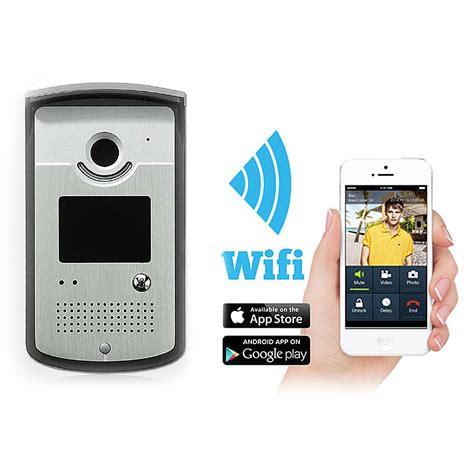 Non Wifi citofono videocitofono senza fili wireless wifi chiamata