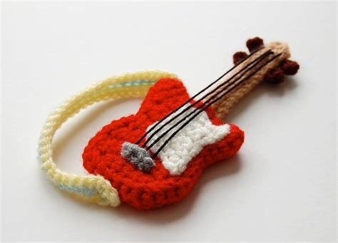 amigurumi guitar pattern 1000 images about crochet it on pinterest ravelry free