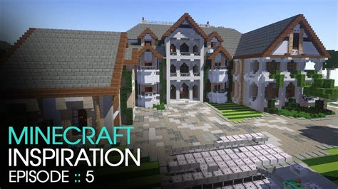 minecraft house inspiration minecraft inspiration w keralis mansion 2 youtube