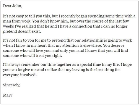 up letter for someone you some touching breakup letters that get you emotional