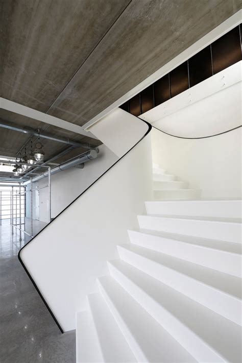 White Stair Handrail Cool Staircase Designs Guaranteed To Tickle Your Brain