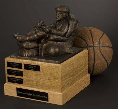 march madness nj man says office sports pool ruined his a march madness trophy for the office fantasytrophies com