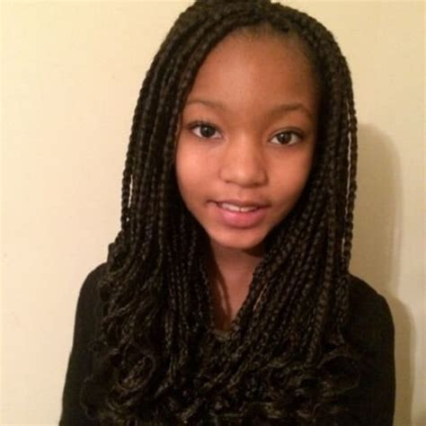 braids that are curly at the ends box braids with curly ends www pixshark com images