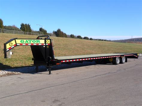 flat bed trailers for sale gooseneck trailers gooseneck trailer for sale 40 foot flat bed gooseneck trailer for