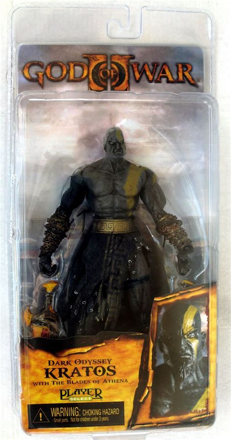 God Of War Ii Kratos Oddysey Neca neca god of war ii 2 figure kratos odyssey new