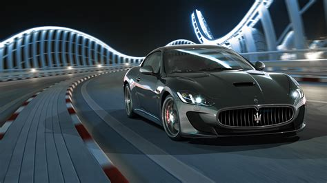 maserati car 2018 maserati granturismo 4k wallpaper hd car wallpapers