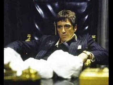 gangster movie quotes mp3 scarface the world is yours quotes
