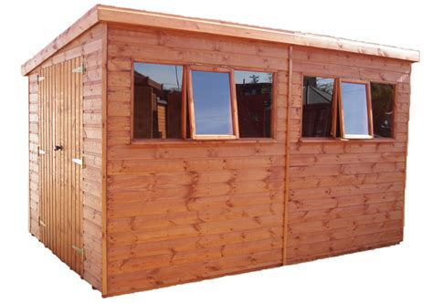 Build Your Own Shed by Nane Build Your Own Pent Shed Plans