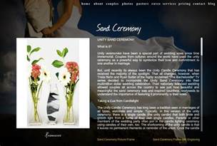 wedding pastor dave sand ceremony wpd