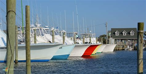 boat marina nc hatteras village nc outerbanks