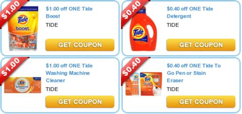 tide detergent coupons printable 2013 6 printable tide detergent coupons super coupon lady