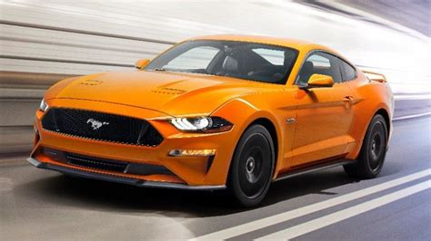 mustang facts four facts about the 2018 ford mustang autoreleased