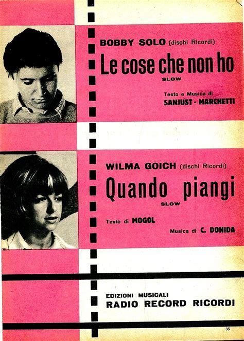 wilma goich biografia discografia canzoni testi