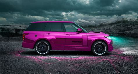 range rover pink wallpaper hamann pink range rover sport