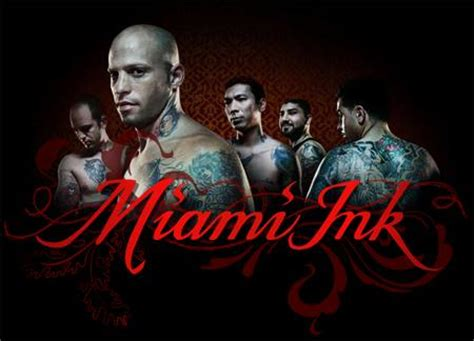 official tattoo designs from miami ink miami ink tattoo