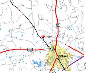oxford carolina map 27565 zip code oxford carolina profile homes