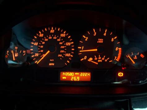 diy instrument cluster led conversion