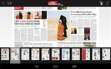 il fatto quotidiano mobile app il fatto quotidiano apk for windows phone