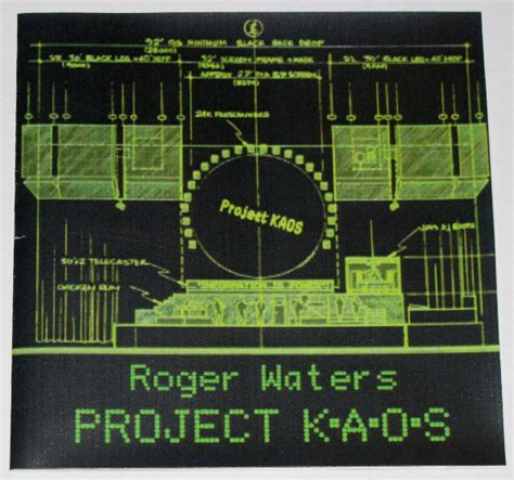 Kaos Burton High Quality Lp roger waters project k a o s cd album at discogs