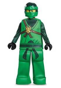 Legos Halloween Costume Prestige Ninjago Lloyd Boys Costume
