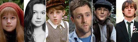 the secret garden cast then now other actors i like