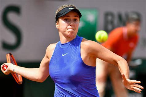 elina svitolina french open tennis tournament  roland