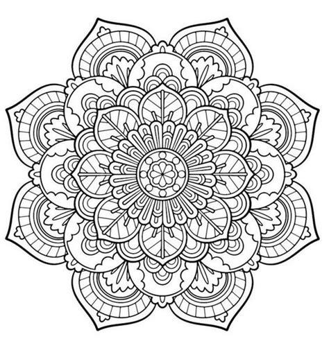 imagenes tipo mandalas im 225 genes de mandalas 187 dibujos de mandalas para colorear