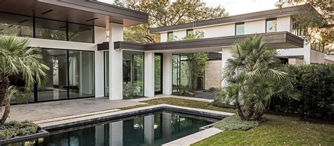 dahlstrand architecture houston architect residential - Houston Residential Architects
