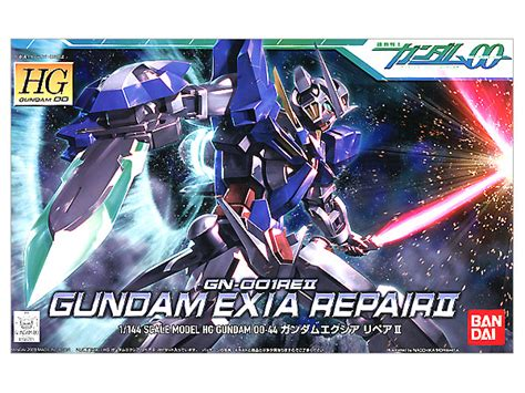 Hg Exia Repair by 1 144 Hg Gundam Exia Repair Ii By Bandai Hobbylink Japan