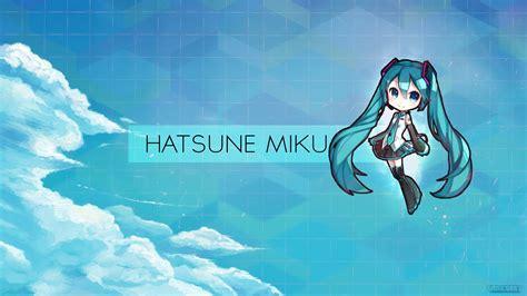 imagenes en full hd anime chibi hatsune miku wallpaper full hd fondo de pantalla and
