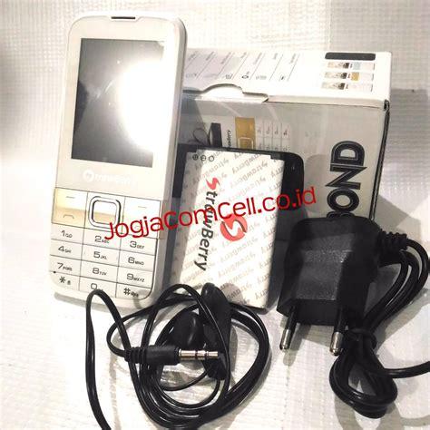 Handphone Simple strawberry bond st33 handphone simple dual sim card harga