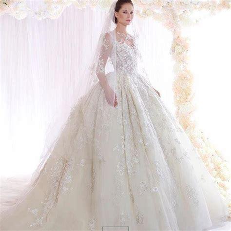 Ziad Nakad S 2017 Bridal Collection Arabia Weddings