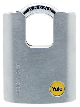 Yale Gembok Travel Lock Series Ytp531 Black 5 y122 50 123 yale silver series outdoor brass satin closed shackle padlock baron shackle
