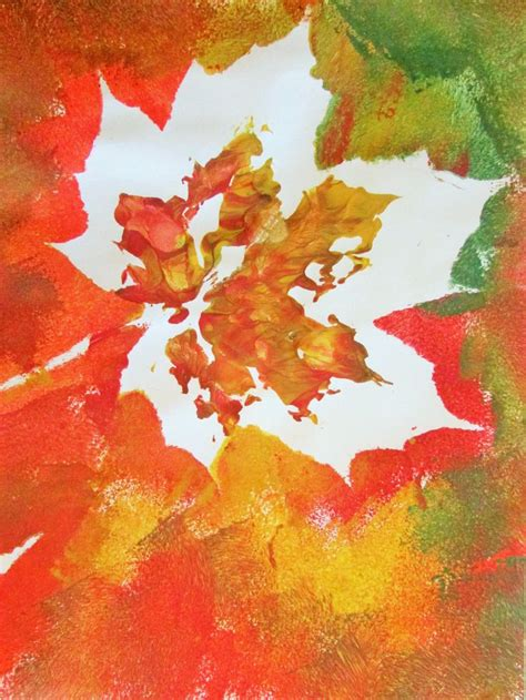autumn leaves crafts for 66 best images about v 253 tvarn 233 techniky podzim on