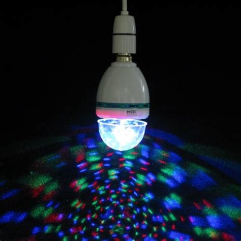 led disco light led disco bulb