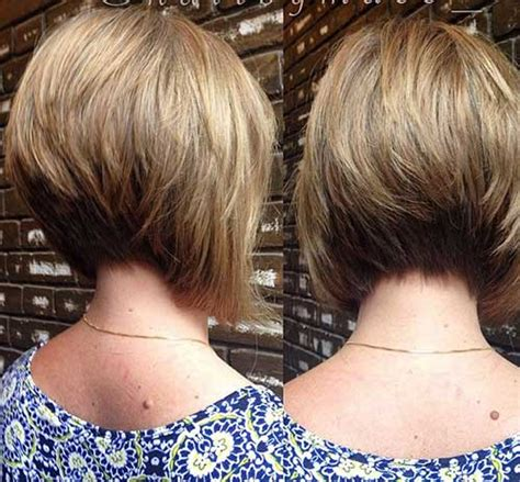 Stacked Bob Wedding Hairstyles by Popular Stacked Bob Haircut Pictures Hairstyles