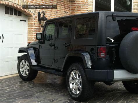 2012 4 Door Jeep Wrangler by 2012 Jeep Wrangler Unlimited Sport Utility 4 Door