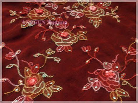 Kain Batik Fashion Bunga Matahari tudung centre tudung raya sulam tali kasut sulam