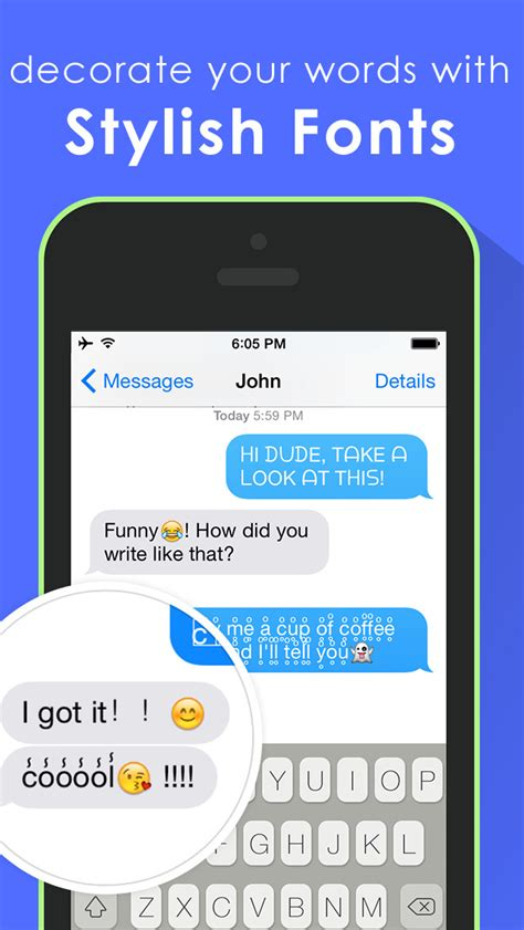 better keyboard for iphone 100 fonts keyboard for ios 8 better fonts and