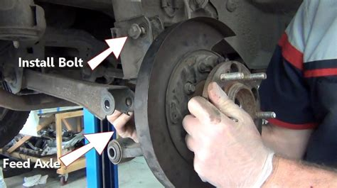 how tight to tighten differential carrier bolts on a 2004 honda accord service manual how tight to tighten differential carrier