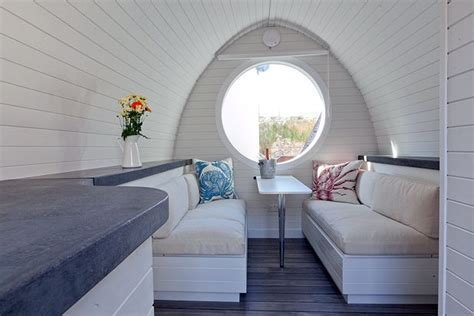 Amazing Spaces Interiors by Rambleshack A Luxury Hut Near Coldingham In The