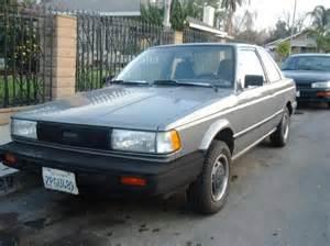 Nissan Sentra 1989 Nismoxc S 1989 Nissan Sentra In Corona Ca